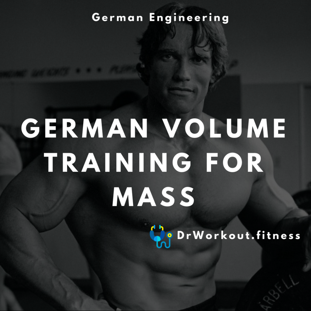 German Volume Training (GVT) Workout Plan | Dr Workout