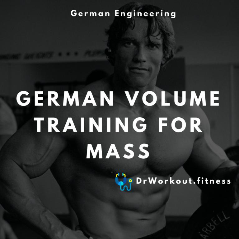 German Volume Training for Mass