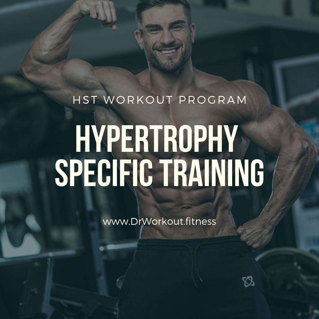 Hypertrophy Specific Training