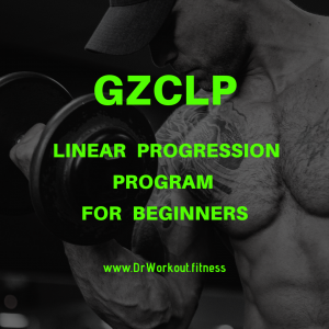 GZCLP Program with Spreadsheet for Beginners
