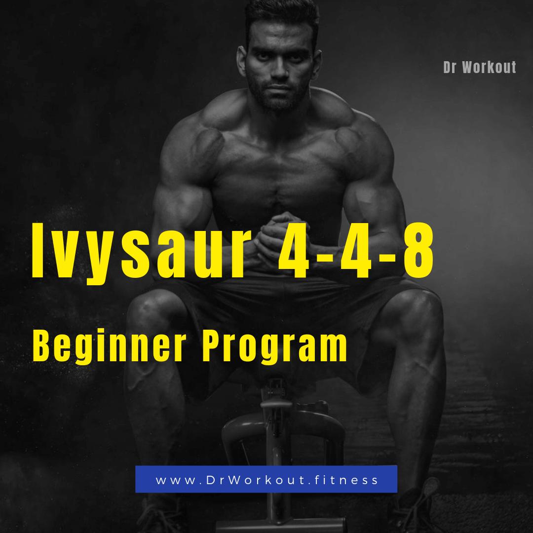 Ivysaur 4-4-8