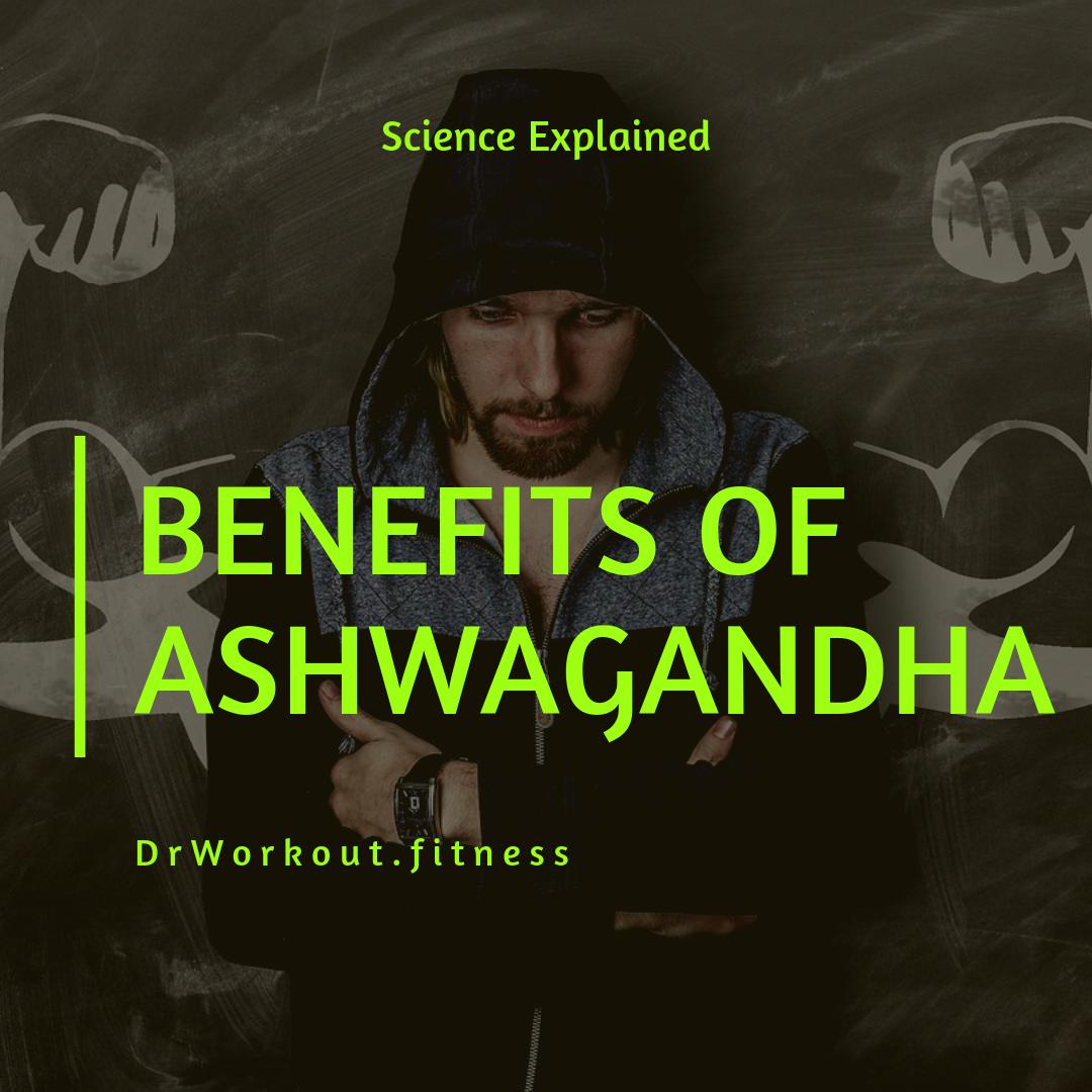 Ashwagandha Powder Benefits for Bodybuilding | Dosage, Side Effects