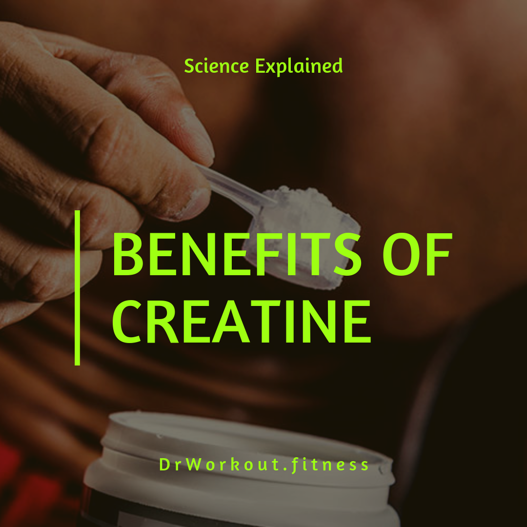 Creatine Benefits for Muscle Building | Science Explained