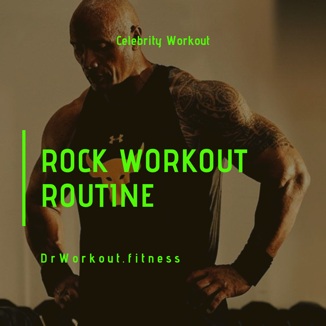 Rock Workout Routine