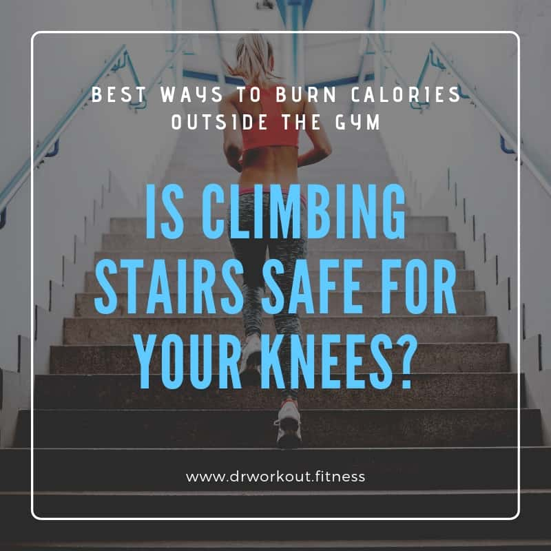 Is Climbing Stairs Safe for Your Knees?
