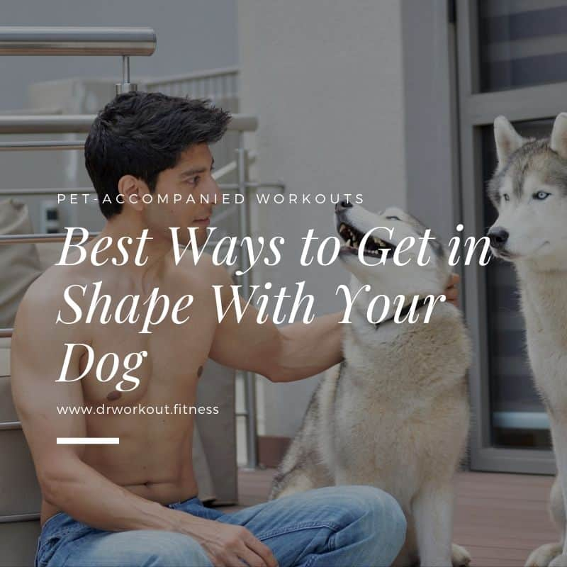 Best Ways to Get in Shape With Your Dog