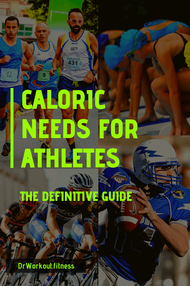 Daily Caloric Requirements for Athletes: The Definitive Guide