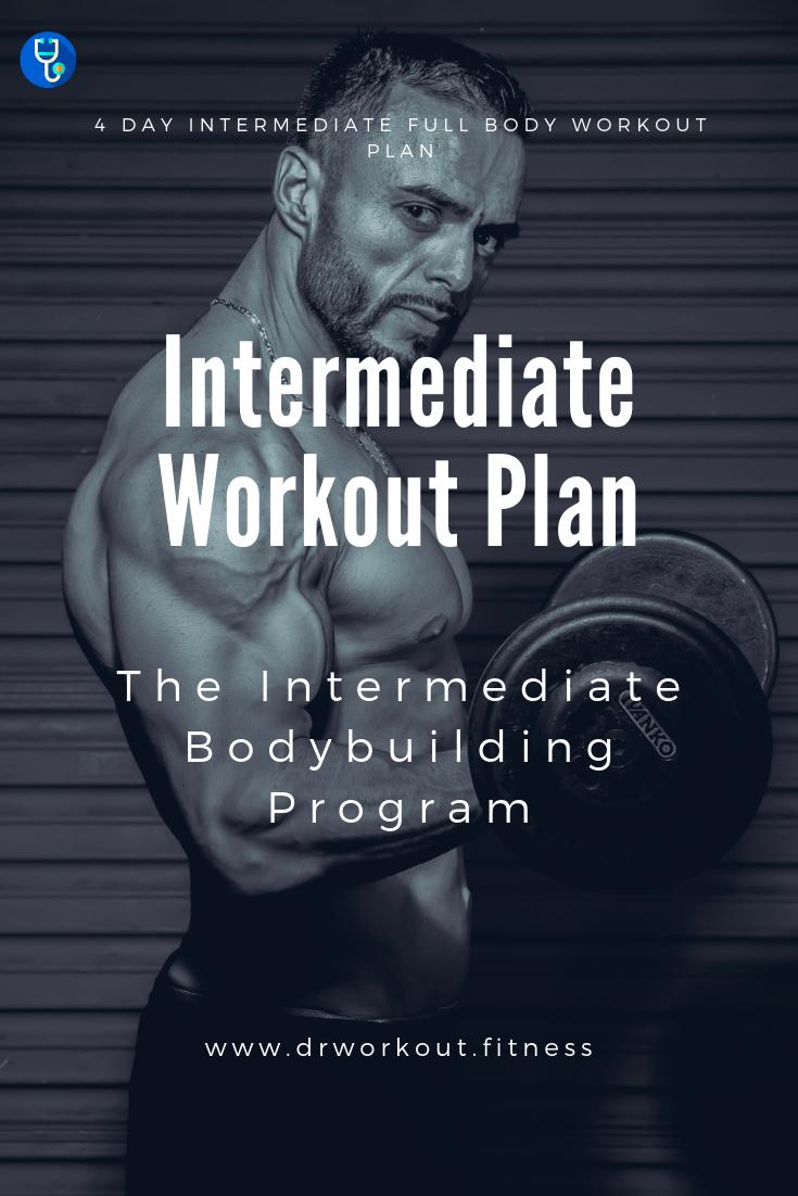 Intermediate workout program