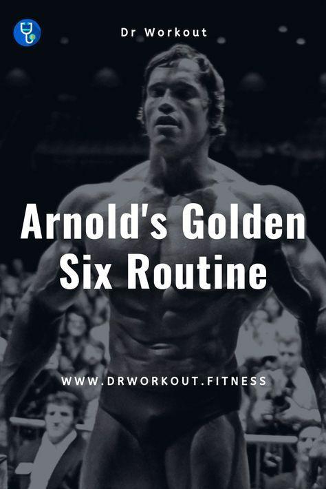 Arnold Golden Six Routine