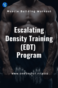 Escalating Density Training (EDT) Program