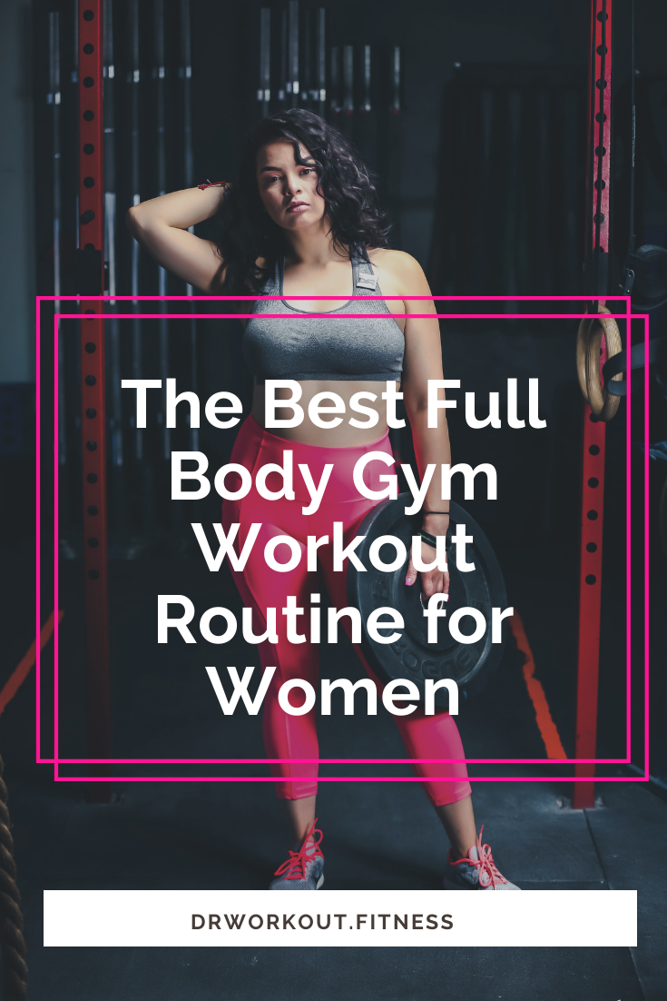 Female Gym Routine for Strength and Toning