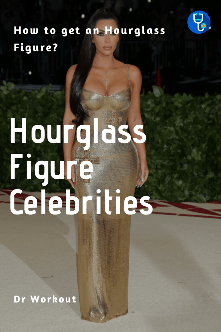 Hourglass figure celebrities