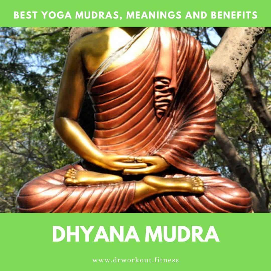 Dhyana yoga mudra