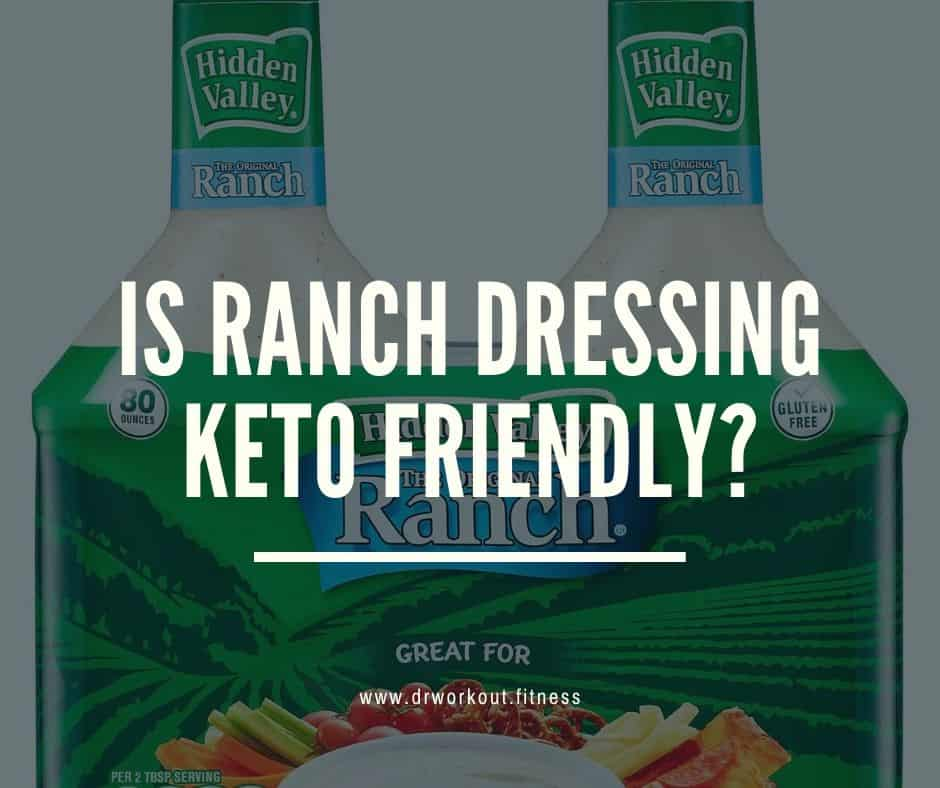 Is Ranch Dressing Keto
