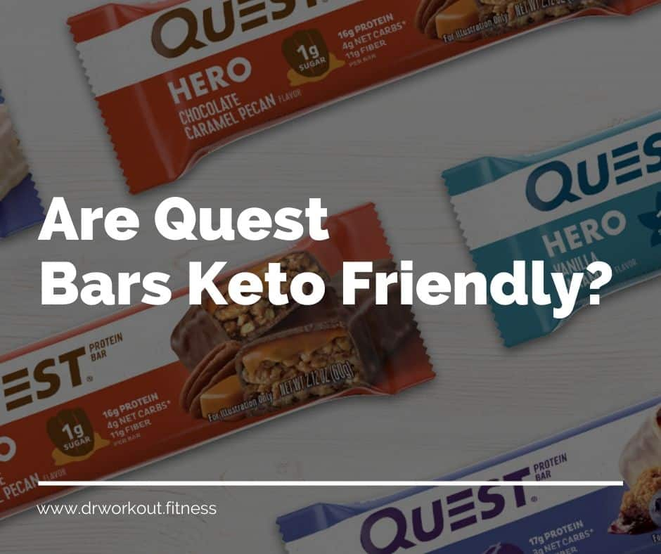 Is Quest Bar Keto Friendly