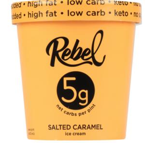 Is Rebel Creamery Ice Cream Keto Friendly