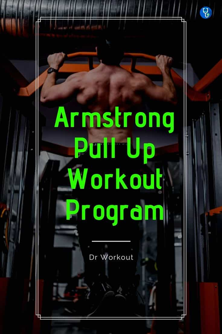 Armstrong pull up program with pdf template and spreadsheet
