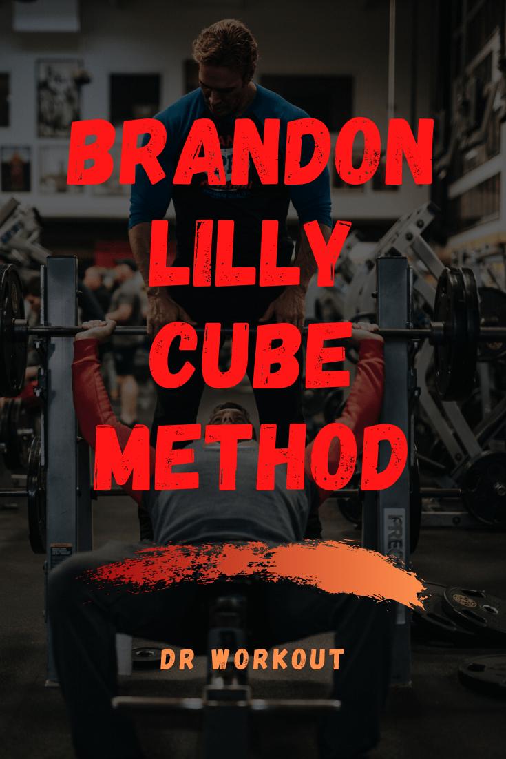 Brandon Lilly Cube Method