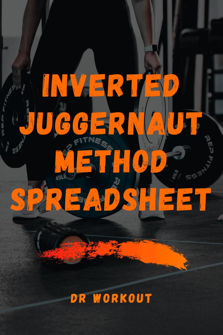 Inverted Juggernaut Method
