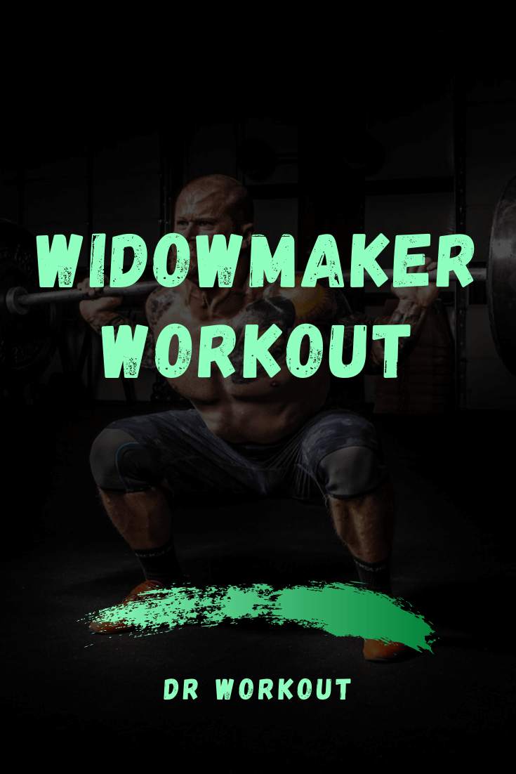 Widowmaker Workout