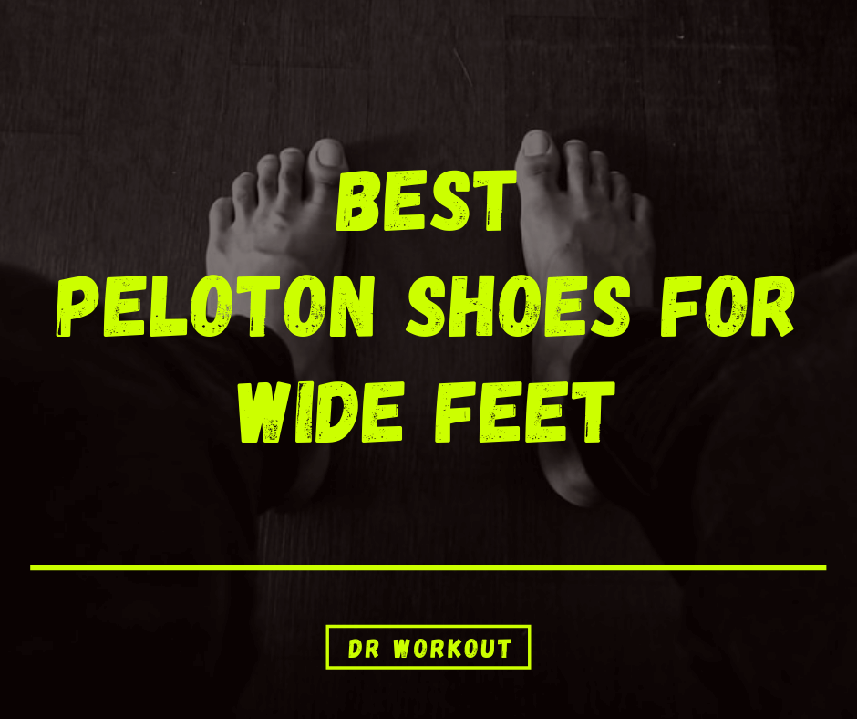 Best Peloton Shoes For Wide Feet
