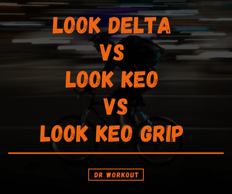 Look Delta vs Look Keo vs Look Keo Grip Cleats