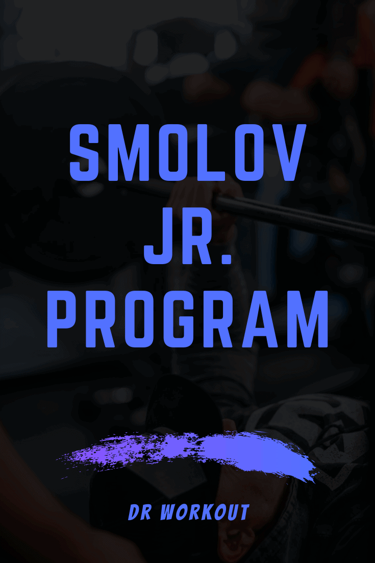 Smolov Jr Squat and Bench Press Program