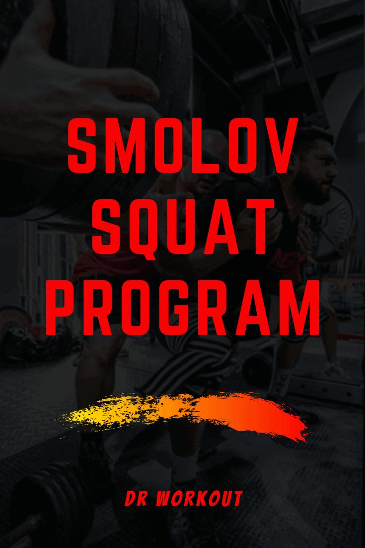 Smolov Squat Routine