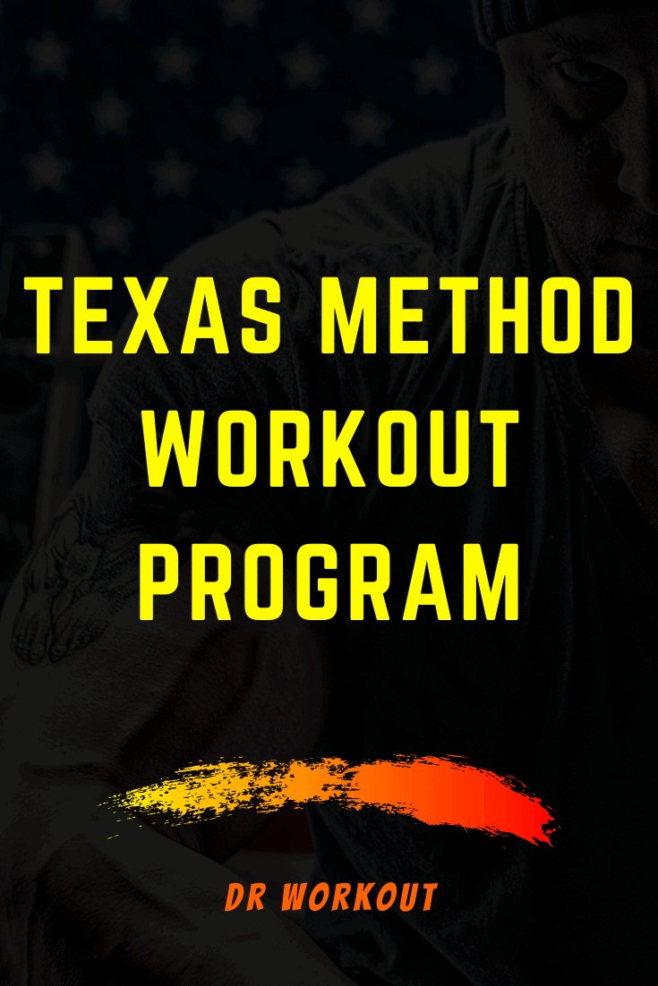 Texas Method Workout