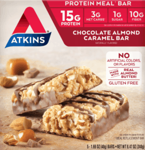 Are Atkins Meal Bars Keto Friendly