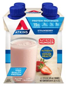 Are Atkins Shakes Keto Friendly