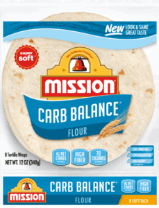 Are Mission Carb Balance Tortillas Keto Friendly
