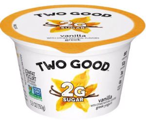Is Two Good Yogurt Keto