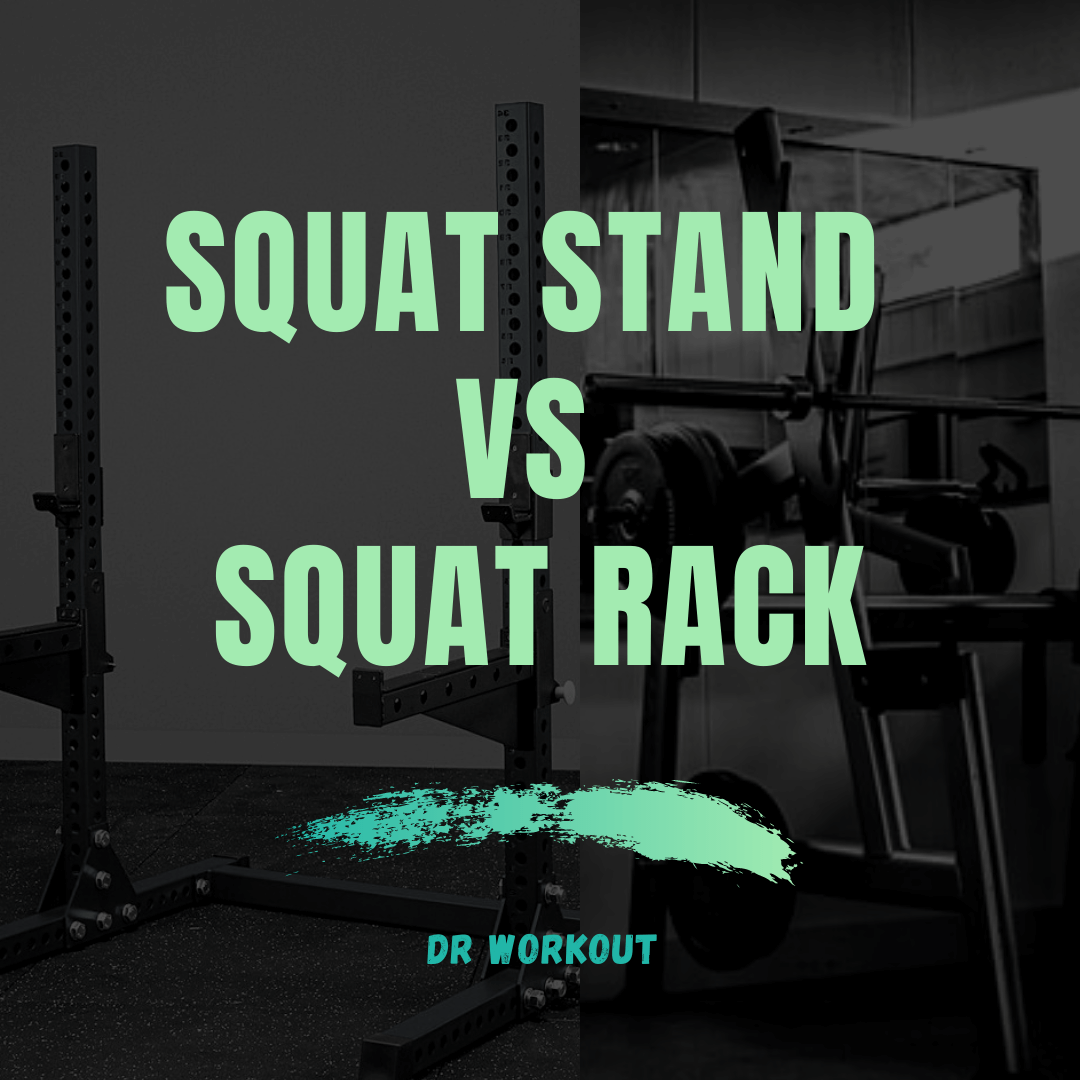 Squat Stand vs Squat Rack
