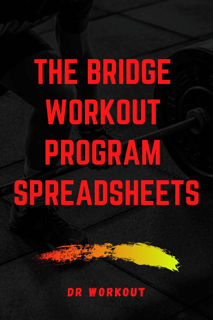 Bridge Program Spreadsheet