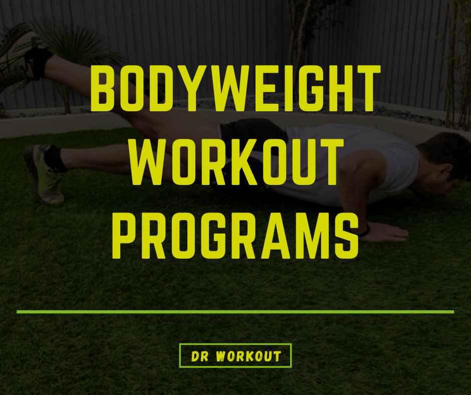Bodyweight Workout Programs