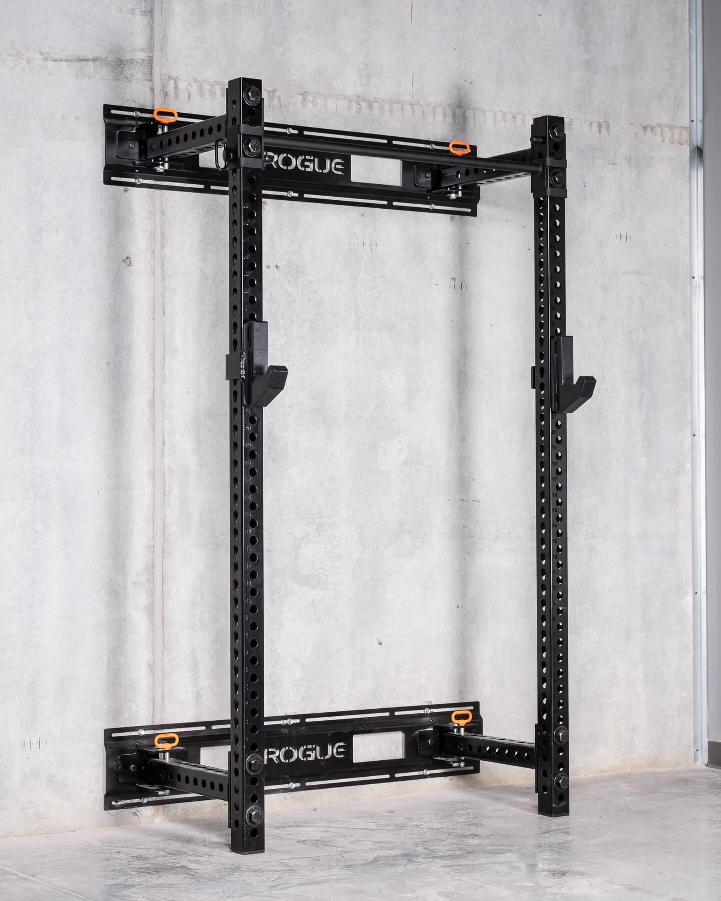 Monster RM-3W Fold Back Wall Mount Rack