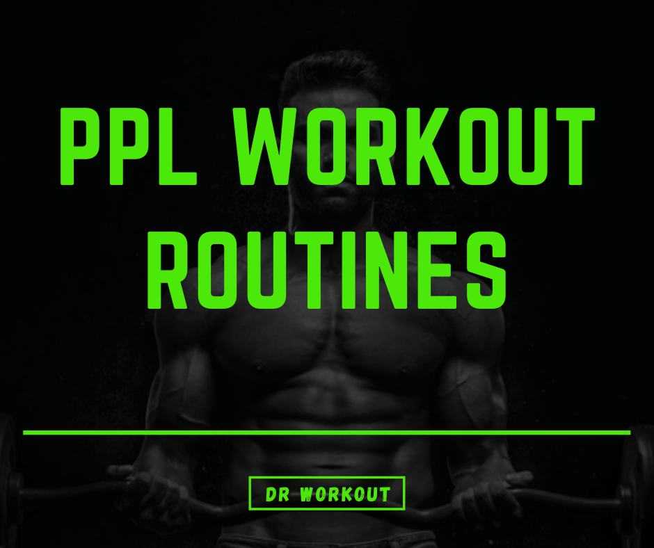 PPL Workout Routine