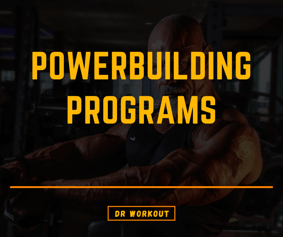 Powerbuilding Programs