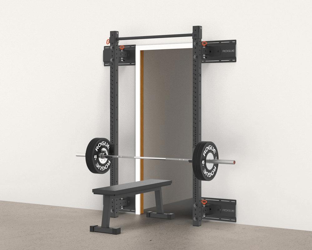 Rogue RML-90SLIM Door Mount Fold Back Rack