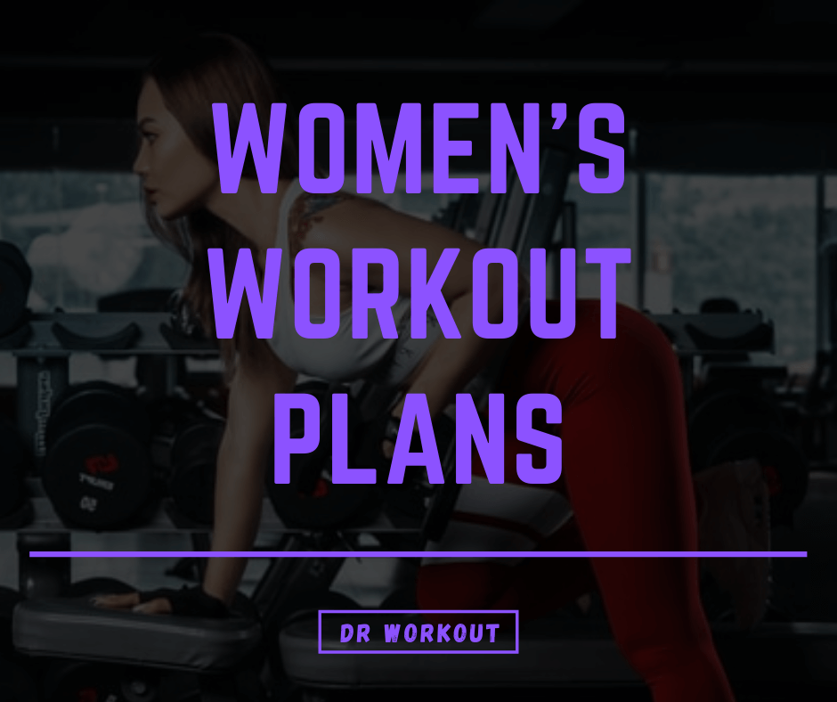Women's Workout Plan