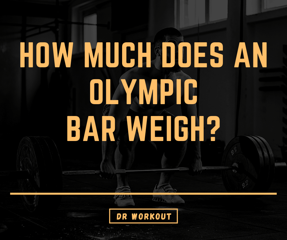 How Much Does an Olympic Bar Weigh