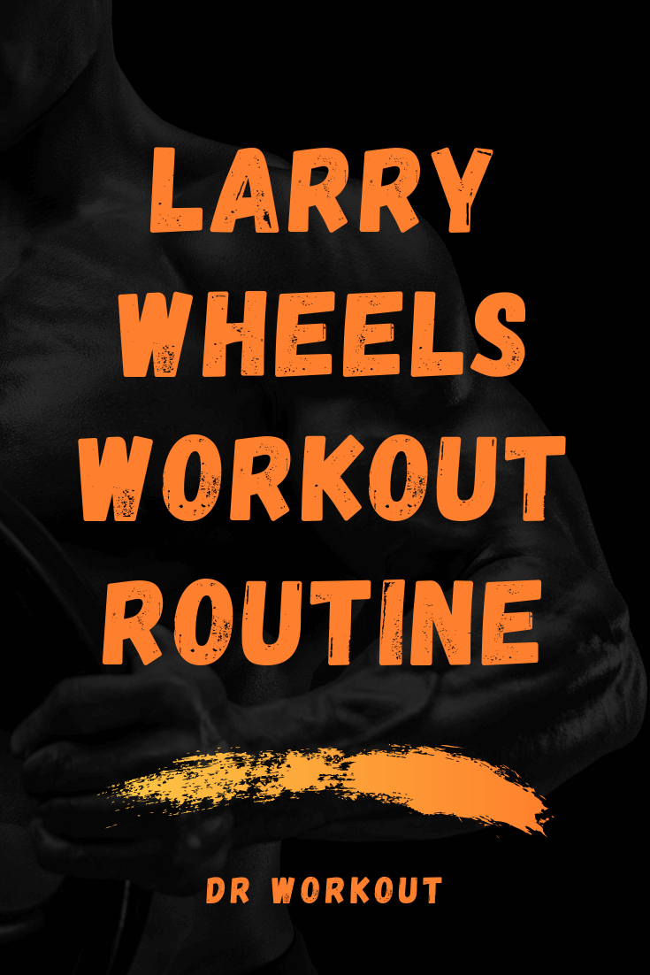 Larry Wheels Workout