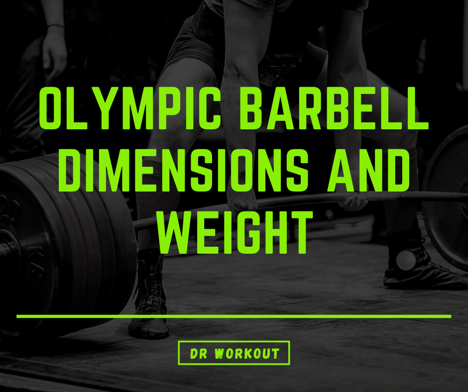 Olympic Barbell Dimensions