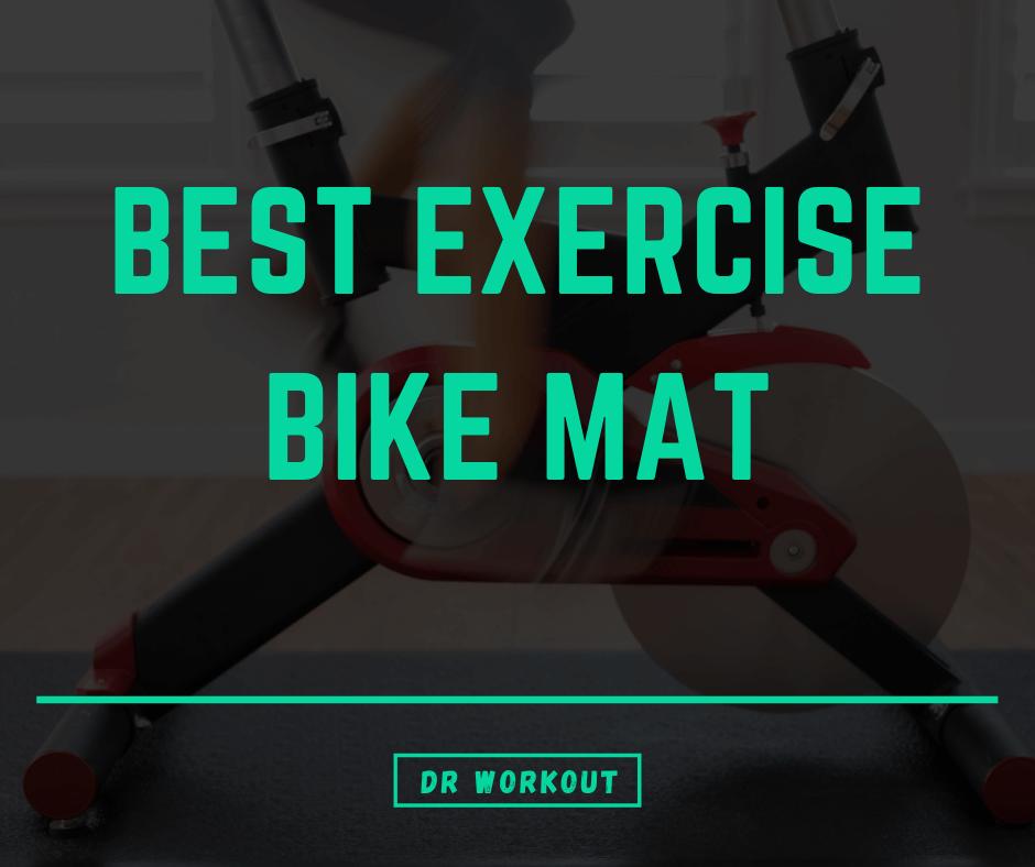 Best Exercise Bike Mat