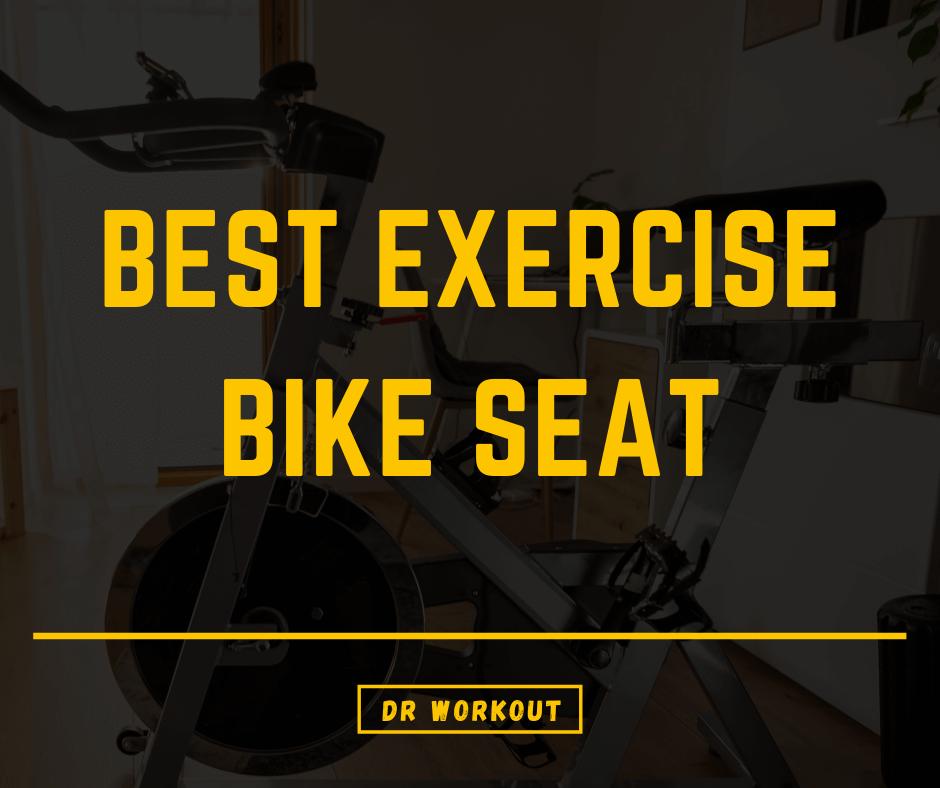 Best Exercise Bike Seat