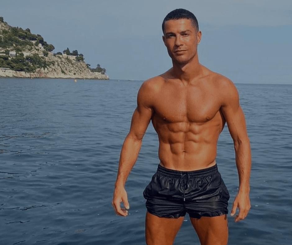 Cristiano Ronaldo Workout Plan