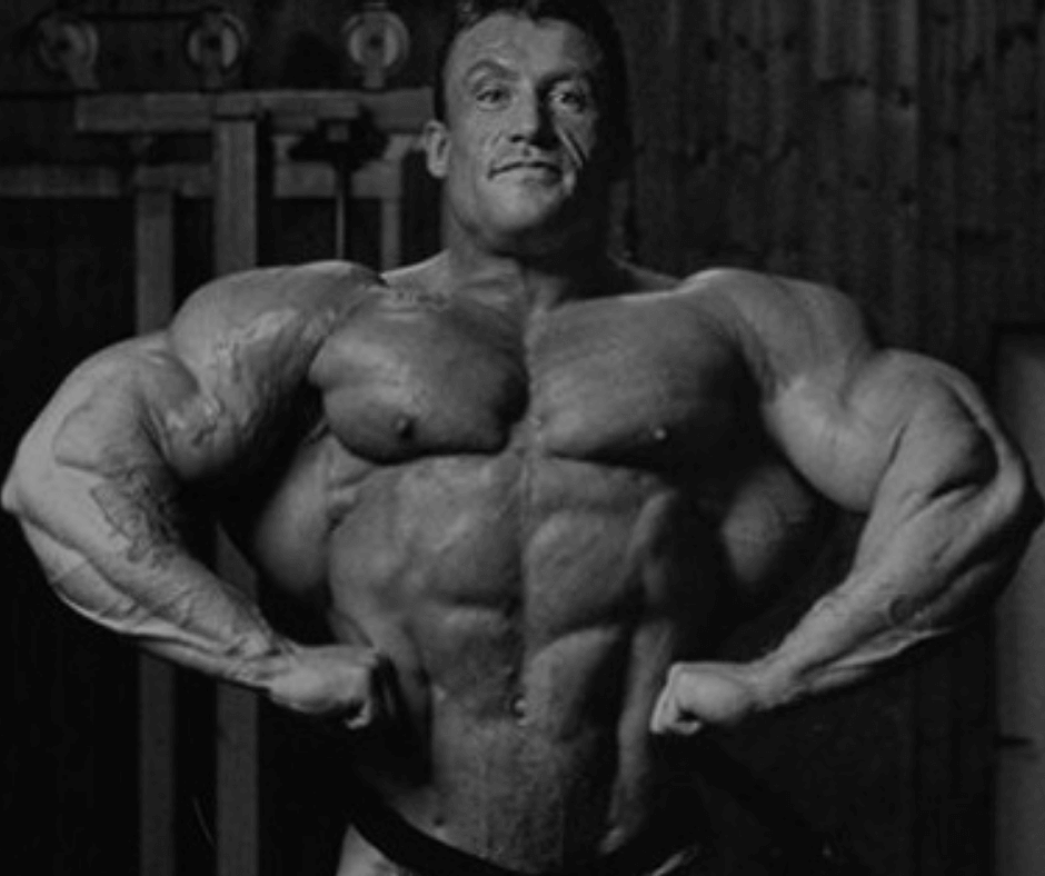 Dorian Yates Meal Plan