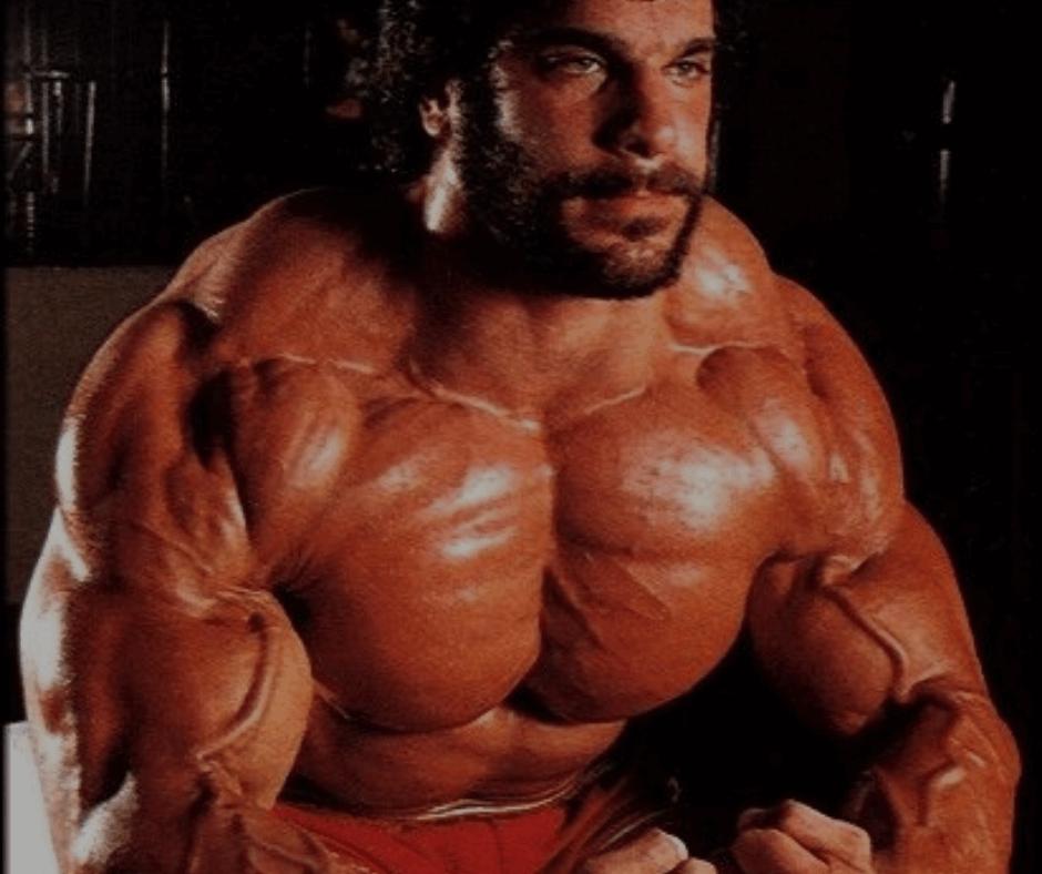 Lou Ferrigno Workout