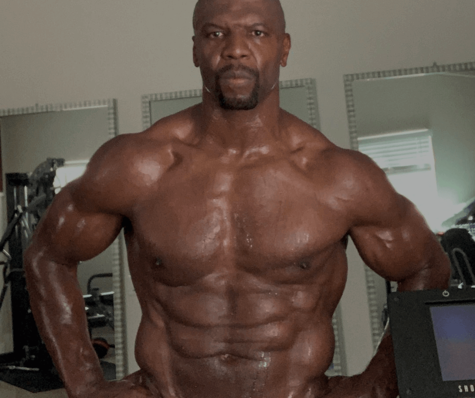 Terry Crews Workout Plan